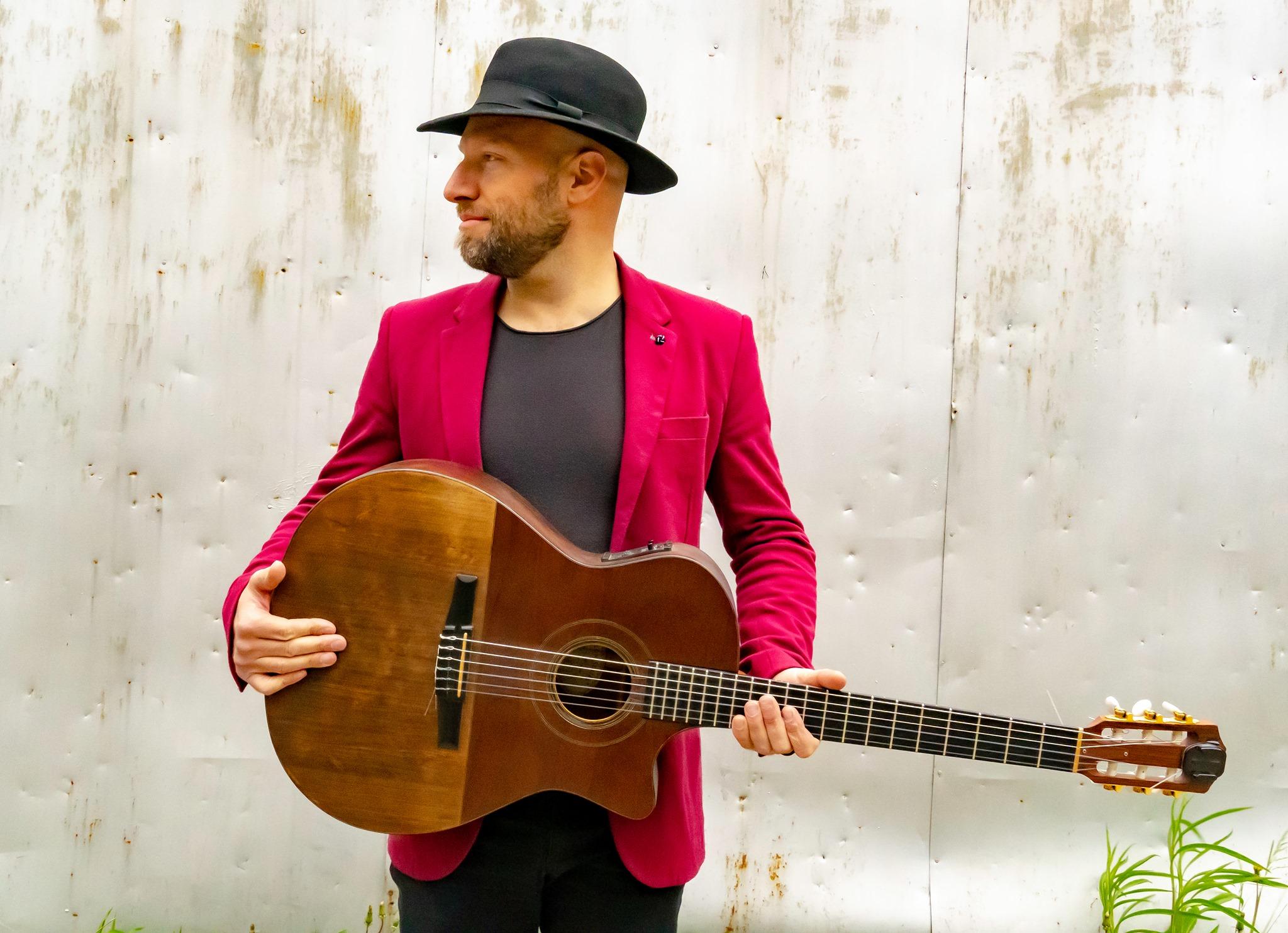Marco Calliari chanteur